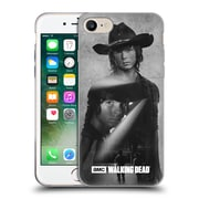 Official Amc The Walking Dead Exposure Carl Soft Gel Case For Apple Iphone 7