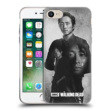 Official Amc The Walking Dead Exposure Glenn Soft Gel Case For Apple Iphone 7