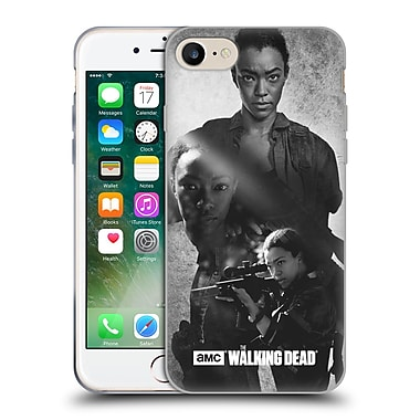 Official Amc The Walking Dead Exposure Sasha Soft Gel Case For Apple Iphone 7