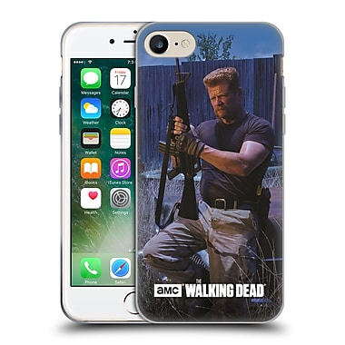 Official Amc The Walking Dead Filtered Characters Abraham Soft Gel Case For Apple Iphone 7