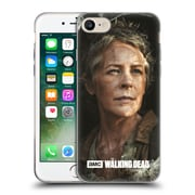 Official Amc The Walking Dead Filtered Characters Carol Soft Gel Case For Apple Iphone 7