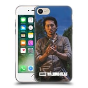 Official Amc The Walking Dead Filtered Characters Glenn Soft Gel Case For Apple Iphone 7