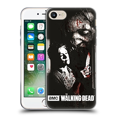 Official Amc The Walking Dead Gore Fearless Carol Soft Gel Case For Apple Iphone 7