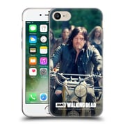 Official Amc The Walking Dead Daryl Dixon Bike Ride Soft Gel Case For Apple Iphone 7