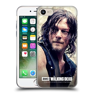 Official Amc The Walking Dead Daryl Dixon Half Body Soft Gel Case For Apple Iphone 7