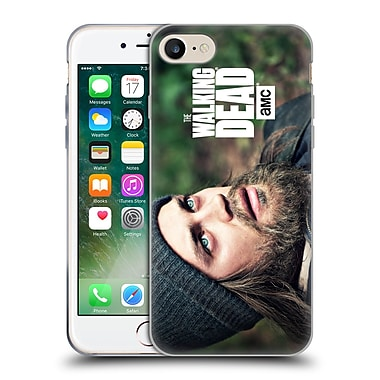 Official Amc The Walking Dead Jesus Looking Up Soft Gel Case For Apple Iphone 7