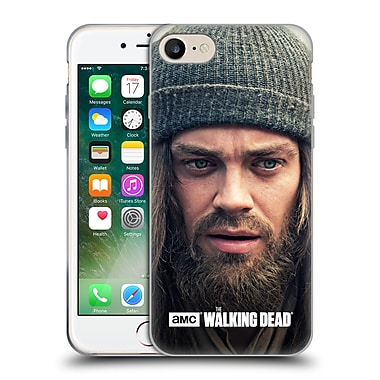 Official Amc The Walking Dead Jesus Thinking Soft Gel Case For Apple Iphone 7