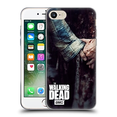 Official Amc The Walking Dead Key Art Hold Hands Soft Gel Case For Apple Iphone 7