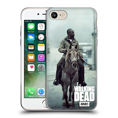 Official Amc The Walking Dead Key Art Morgan Soft Gel Case For Apple Iphone 7