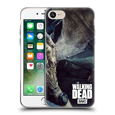 Official Amc The Walking Dead Key Art Necklace Soft Gel Case For Apple Iphone 7