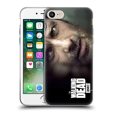 Official Amc The Walking Dead Key Art Rick Soft Gel Case For Apple Iphone 7