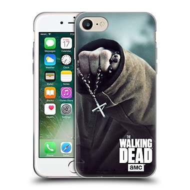 Official Amc The Walking Dead Key Art Rosary Soft Gel Case For Apple Iphone 7