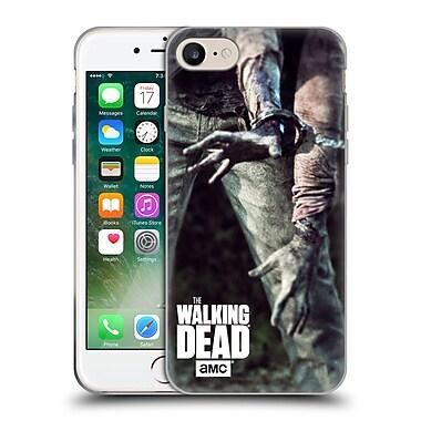 Official Amc The Walking Dead Key Art Walker In Chains Soft Gel Case For Apple Iphone 7