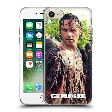 Official Amc The Walking Dead Rick Grimes Walker Guts Soft Gel Case For Apple Iphone 7