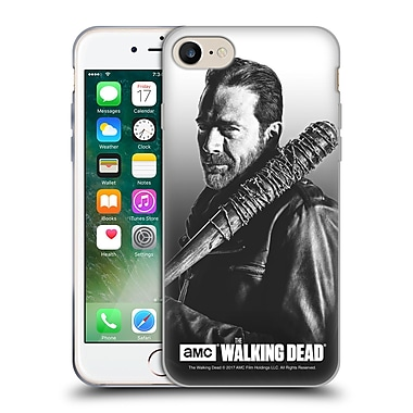 Official Amc The Walking Dead Filtered Portraits Negan Soft Gel Case For Apple Iphone 7