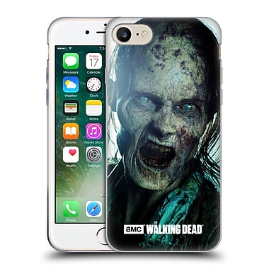 Official Amc The Walking Dead Walker Character Walker Bite Soft Gel Case For Apple Iphone 7