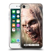 Official Amc The Walking Dead Walkers Grin Soft Gel Case For Apple Iphone 7