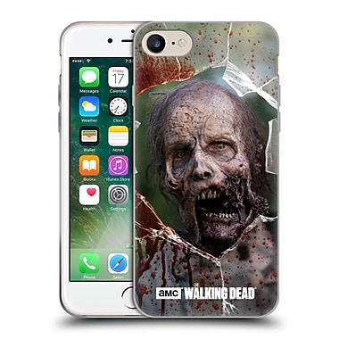 Official Amc The Walking Dead Walkers Jaw Soft Gel Case For Apple Iphone 7