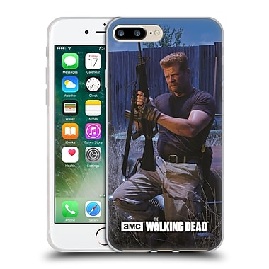 Official Amc The Walking Dead Filtered Characters Abraham Soft Gel Case For Apple Iphone 7 Plus