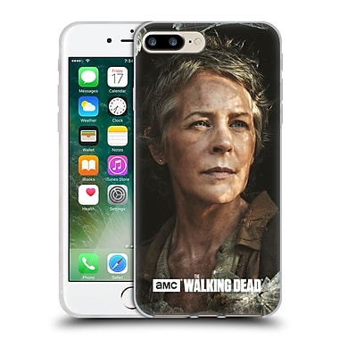 Official Amc The Walking Dead Filtered Characters Carol Soft Gel Case For Apple Iphone 7 Plus