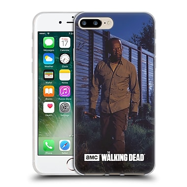 Official Amc The Walking Dead Filtered Characters Morgan Soft Gel Case For Apple Iphone 7 Plus