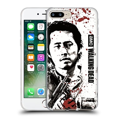 Official Amc The Walking Dead Gore Reload Soft Gel Case For Apple Iphone 7 Plus