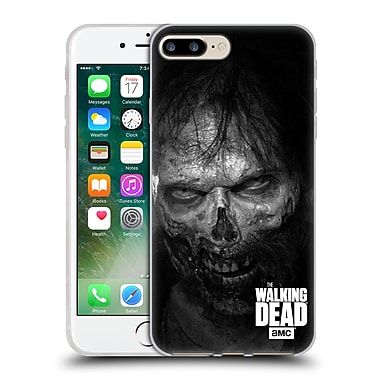Official Amc The Walking Dead Logo Stare Soft Gel Case For Apple Iphone 7 Plus