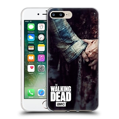 Official Amc The Walking Dead Key Art Hold Hands Soft Gel Case For Apple Iphone 7 Plus