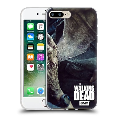 Official Amc The Walking Dead Key Art Necklace Soft Gel Case For Apple Iphone 7 Plus