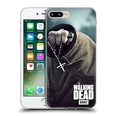 Official Amc The Walking Dead Key Art Rosary Soft Gel Case For Apple Iphone 7 Plus
