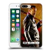 Official Amc The Walking Dead Negan Lucille 1 Soft Gel Case For Apple Iphone 7 Plus