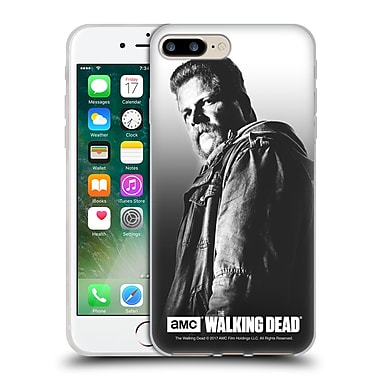 Official Amc The Walking Dead Filtered Portraits Abraham Soft Gel Case For Apple Iphone 7 Plus