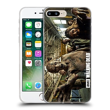 Official Amc The Walking Dead Walker Character Walker Chase Soft Gel Case For Apple Iphone 7 Plus