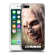 Official Amc The Walking Dead Walkers Grin Soft Gel Case For Apple Iphone 7 Plus