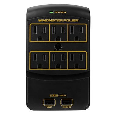 Monster Gold 650 AVU+- English/French 6 Outlets