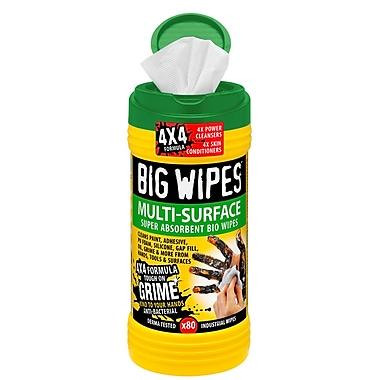 Big Wipes Multi-surface, 4x4 Formula (BW0049CA)