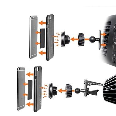iBolt MagDock 360 Universal Cell Phone Magnetic Car Vent Mount (IBMM-33551)