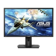 "ASUS VG245H 24"" LED LCD TN Gaming Monitor, 1920 x 1080, 100000000:1 ASCR, 1 ms"