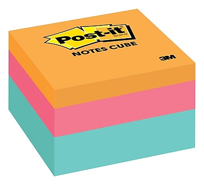 Post-it® Notes Cube, OR PK AQ