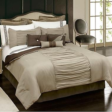 Alcott Hill Stokes 7 Piece Comforter Set; King
