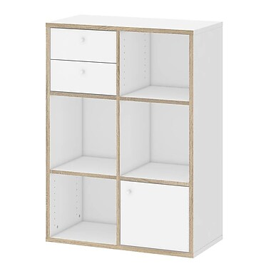 Latitude Run Eastover 44'' Cube Unit Bookcase