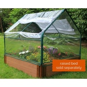 Frame It All 4 Ft. W x 3 Ft. D Mini Greenhouse