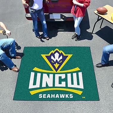 FANMATS NCAA University of North Carolina Wilmington Tailgater Doormat