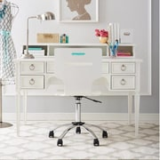Stone & Leigh  by Stanley Furniture Clementine Court Writing Desk; Frosting