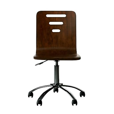 Stone & Leigh by Stanley Furniture Teaberry Lane Kids Desk Chair; Midnight Cherry