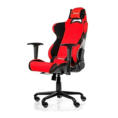Arozzi Torretta Gaming Chair, Red (TORRETTA-RD)