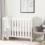 South Shore Reevo Crib and Toddler's Bed, Pure White (10721)