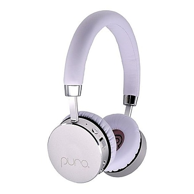 Puro Sound Labs Kids Wireless Headphones BT2200 (22WCC), White