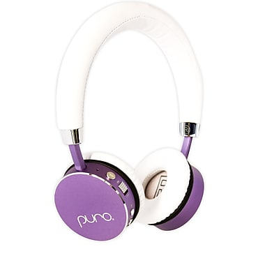 Puro Sound Labs Kids Wireless Headphones BT2200 (22PCC), Purple