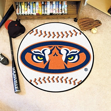 FANMATS NCAA Auburn University Baseball Mat